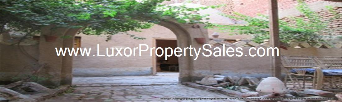 Compact domed 1 bedroom house in Gezira