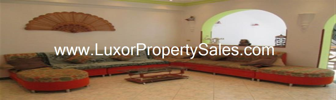 Stunning inspirational three storey villa in Karnak